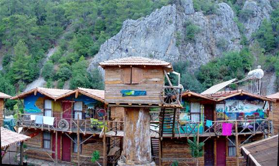 olympos turkey