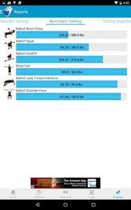 jefit workout exercise trainer