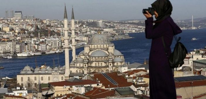 The success of Turkish tourism industry